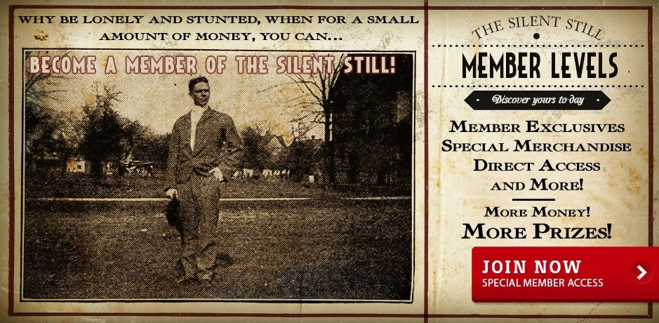 Members, The Silent Still