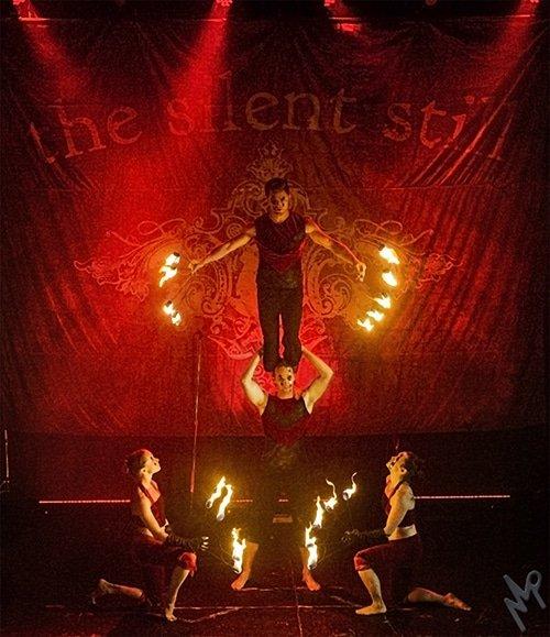 Rock Circus Masquerade 1