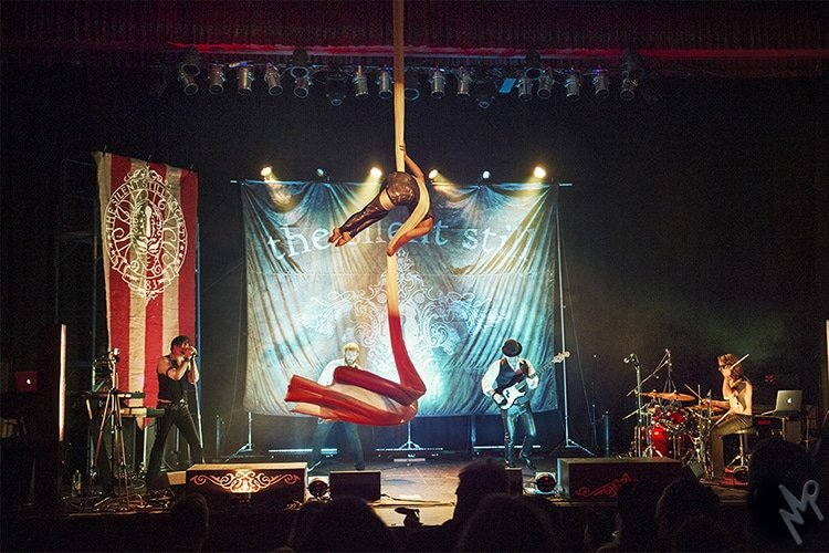 Rock Circus Masquerade 5