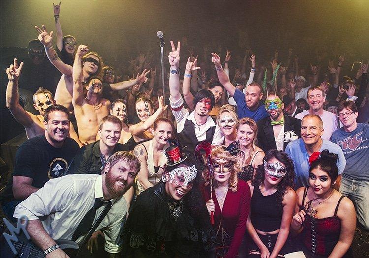 Rock Circus Masquerade 9